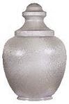 21 Inch Clear Acrylic Medium Macho Acorn Lamp Post Globe